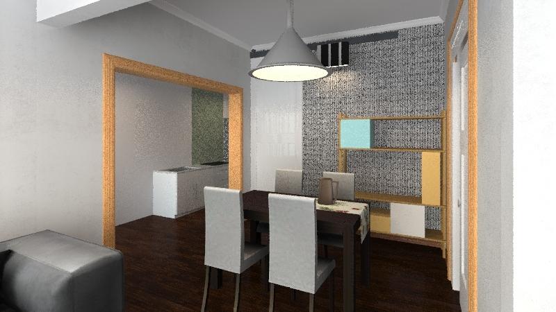 casav3 Interior Design Render