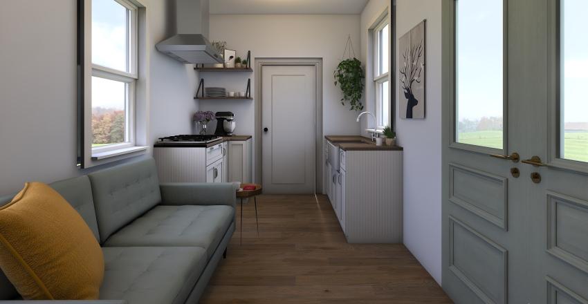 ▫Cosy▫Caravan▫ Interior Design Render