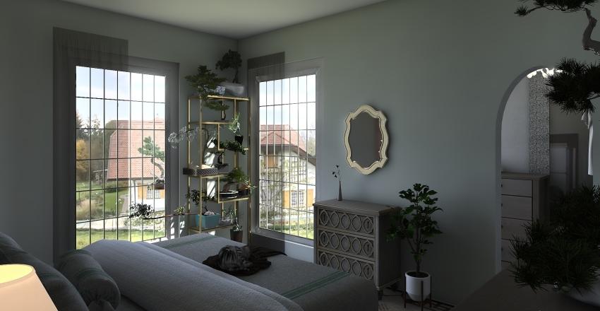 Traum Mini Haus Interior Design Render