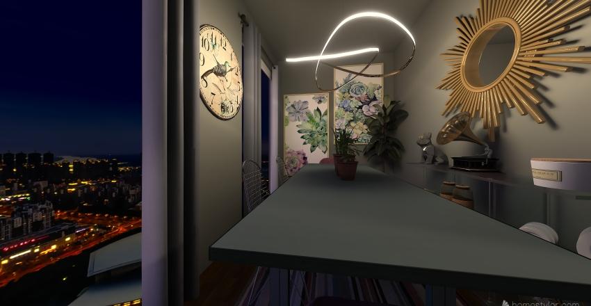 Prototype Interior Design Render