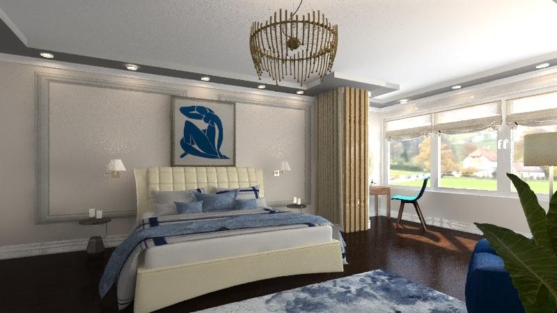 Проект квартиры №2 Interior Design Render