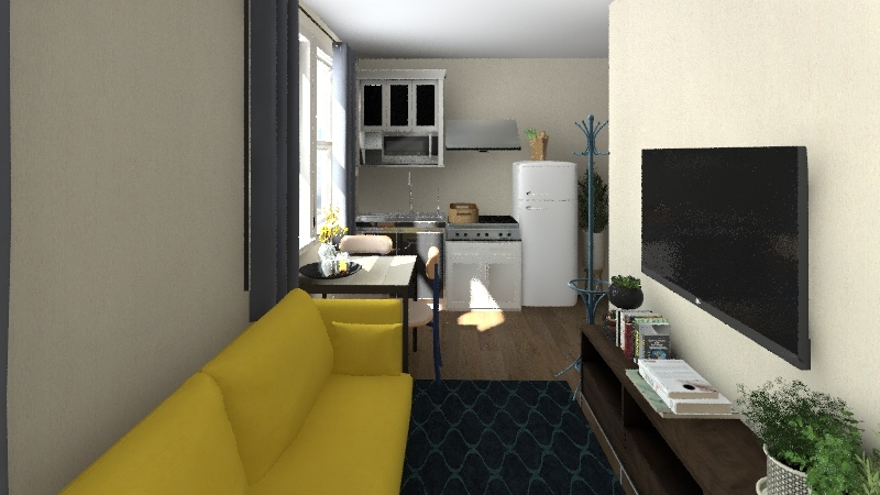 tk Interior Design Render