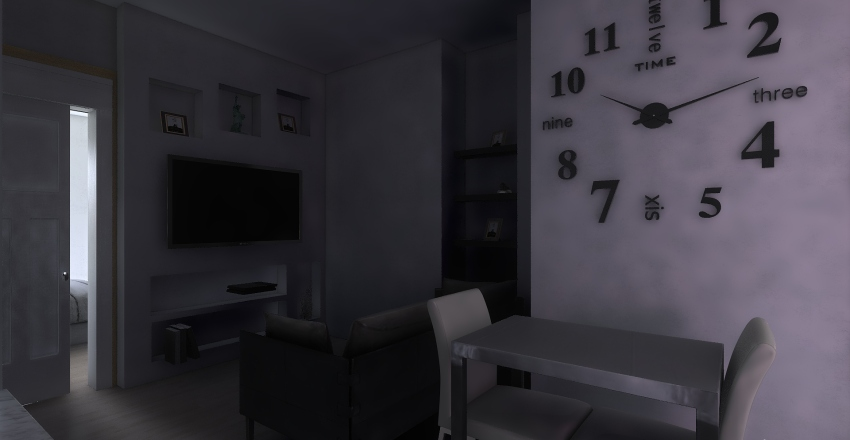 gianlu Interior Design Render