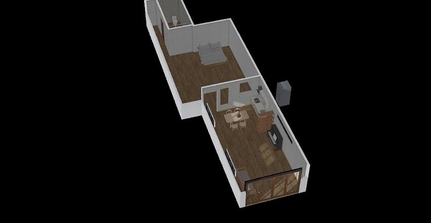 chen Interior Design Render