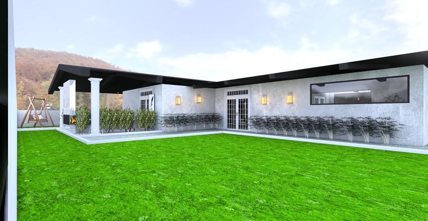 -just a house- Interior Design Render