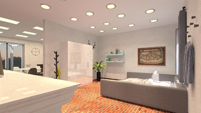 Dream Resort Interior Design Render