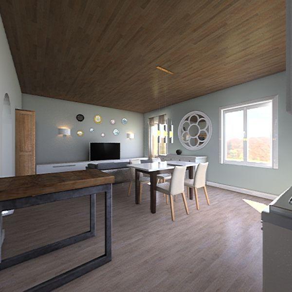 Giuseppe house Interior Design Render