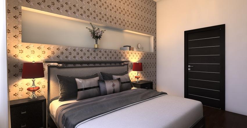 London studio Interior Design Render
