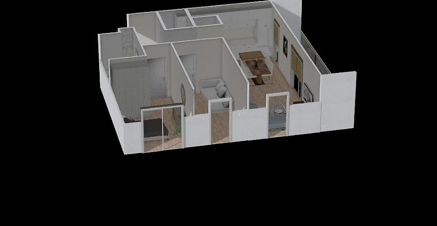Ilumino 222 Interior Design Render