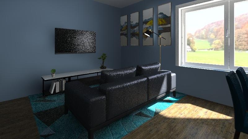 fabrizio Interior Design Render