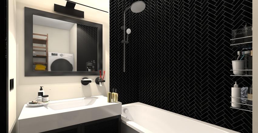 Metodejova - původní Interior Design Render