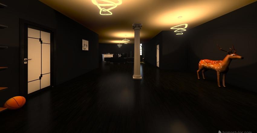 D00M Interior Design Render