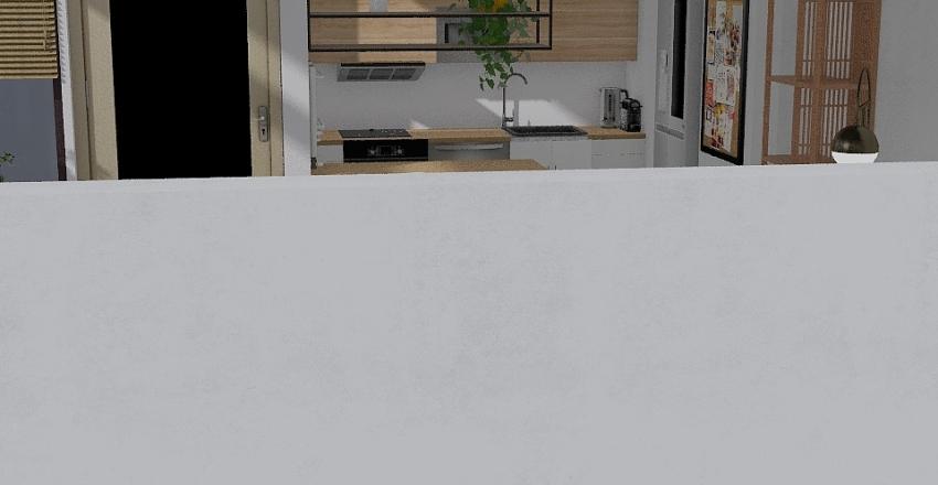 Mieszkanie nowe Interior Design Render