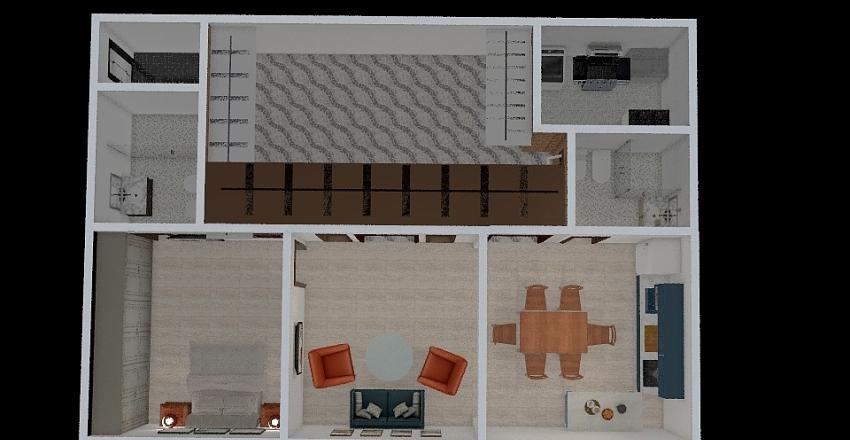 Aranguren 356 (3) remodelar v2 hab delante Presupuesto Interior Design Render