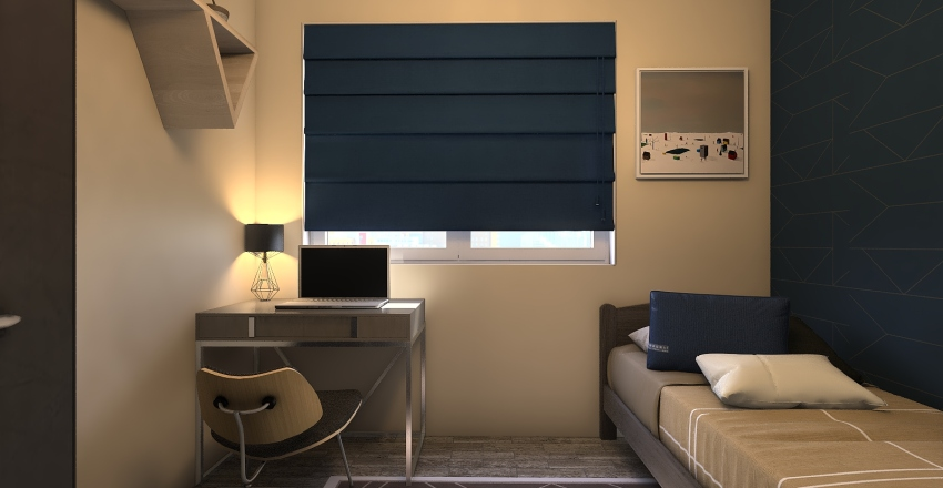 Stan Interior Design Render