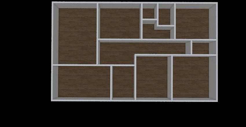 VİLLA1 Interior Design Render