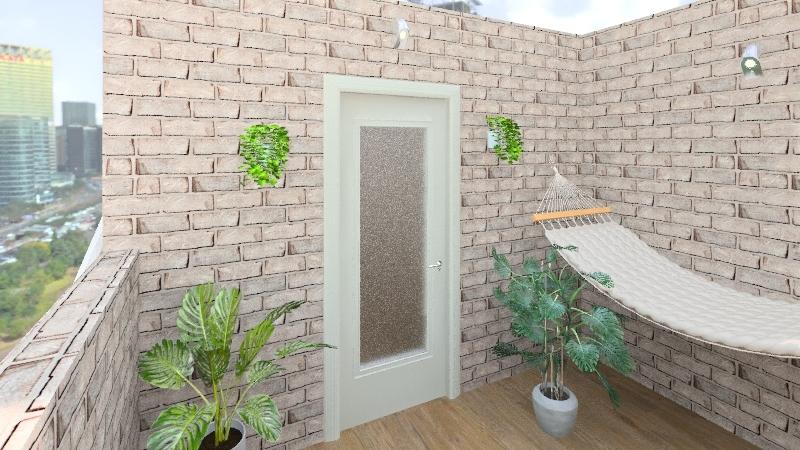 Redo of old apartment Interior Design Render