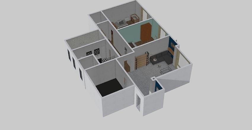 123 REAL Interior Design Render