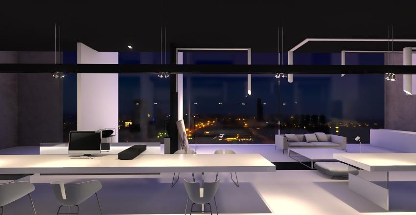 ESTUDIO5 Interior Design Render