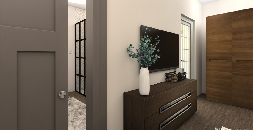 No#2 Interior Design Render