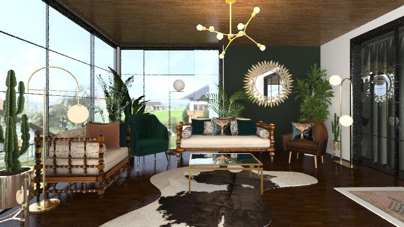 h o m e Interior Design Render