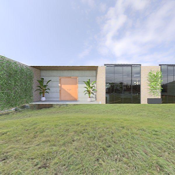 CASA Térrea Interior Design Render