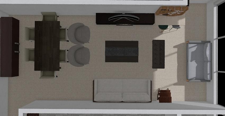 Mar Roukoz Interior Design Render
