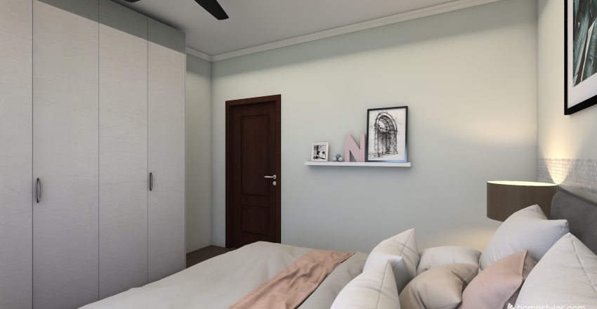 #3 Interior Design Render