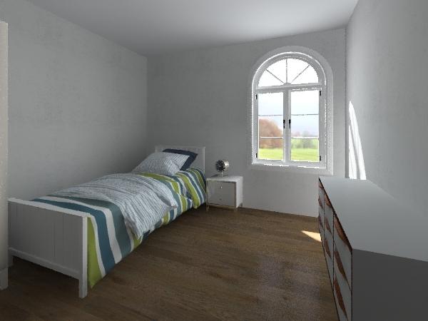 happy home Interior Design Render