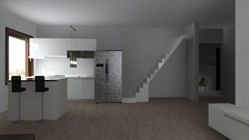 we Interior Design Render