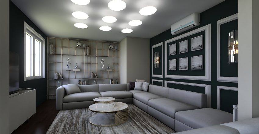 1525 Interior Design Render
