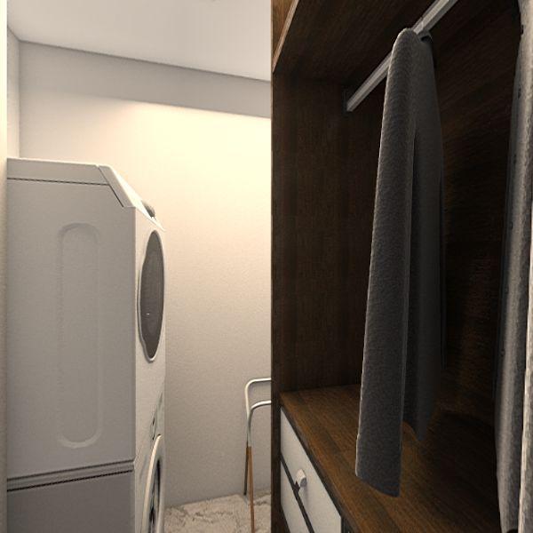 Witkowicka 2p Interior Design Render