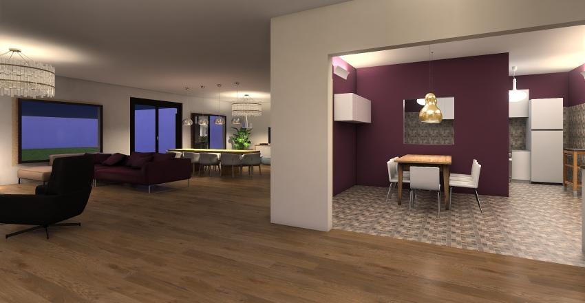 quando c'è tanto spazio Interior Design Render