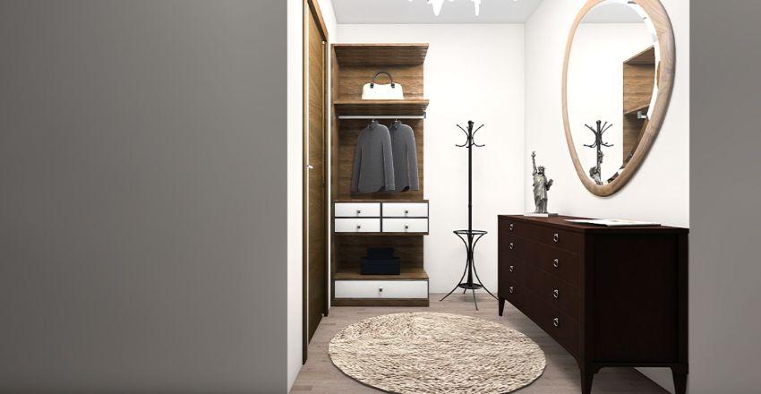 INTERIOR DESIGN OF THE APARTMENT  Interior Design Render