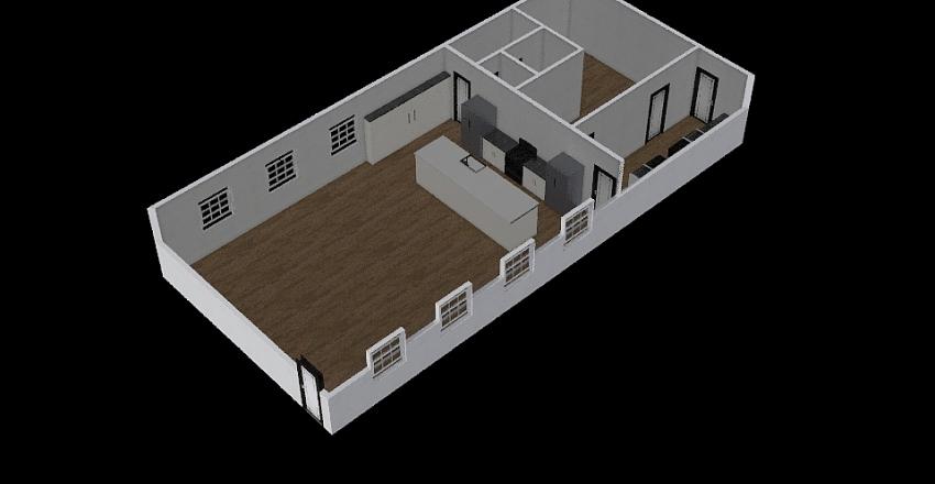 MainHouse Interior Design Render