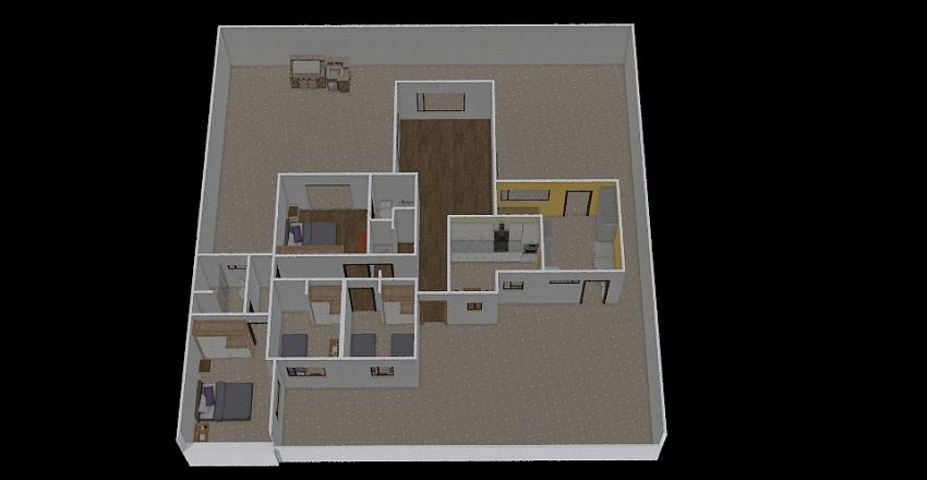 Casa3_VF Interior Design Render
