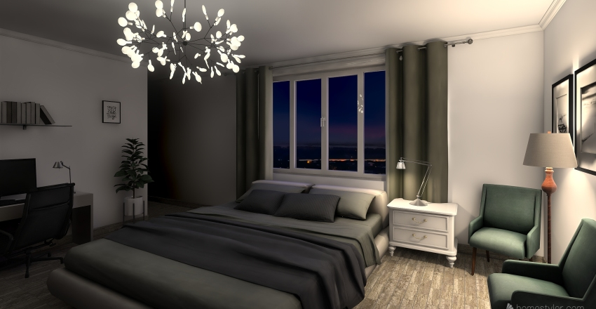 isabelle Interior Design Render