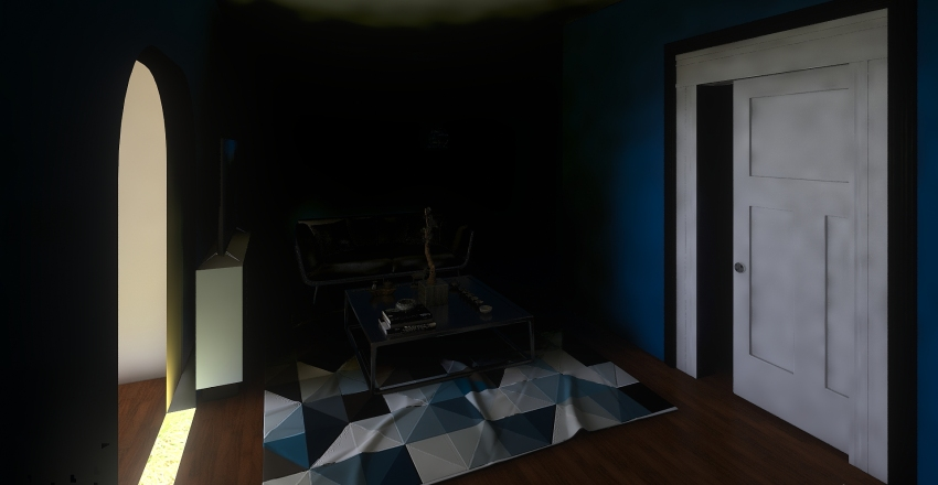 firstau Interior Design Render