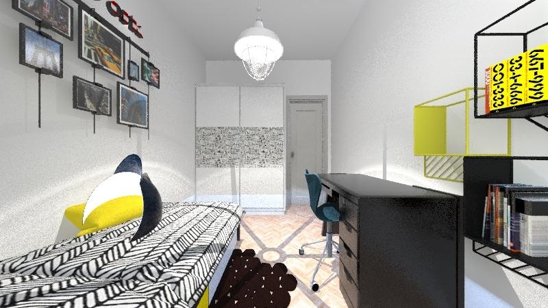 Chinde 2 (T3) Interior Design Render