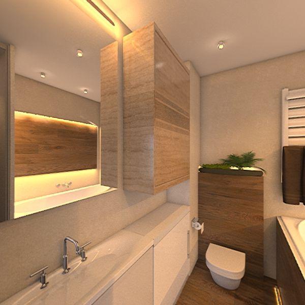 Terrace / Living room Interior Design Render