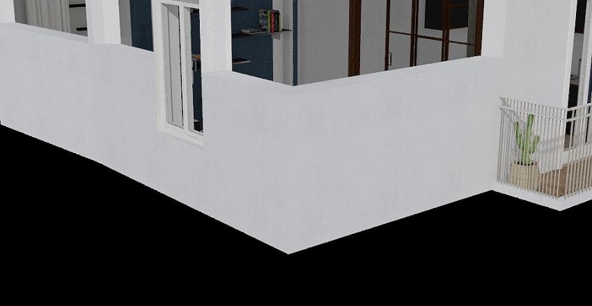 PEPPE Interior Design Render