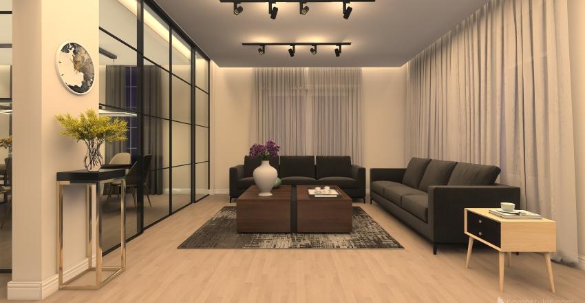 my apartment  Interior Design Render