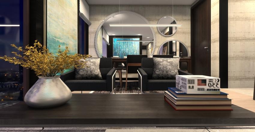 RASHKANN AT. TYPE 2  Interior Design Render