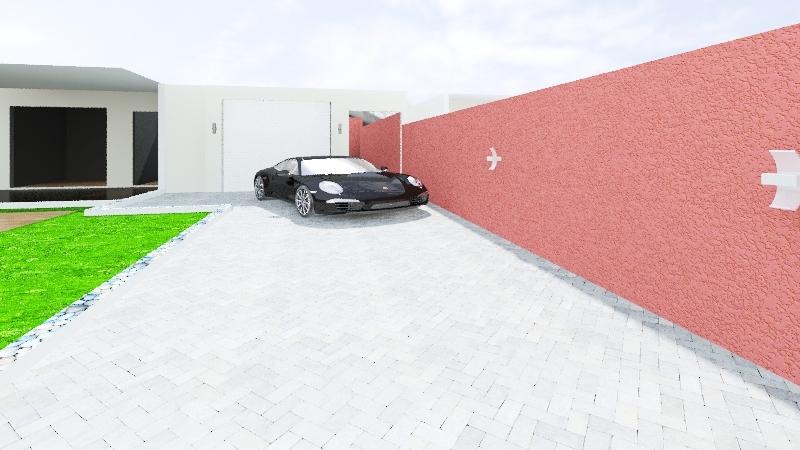 GRAND GAUBE PROJECT Interior Design Render