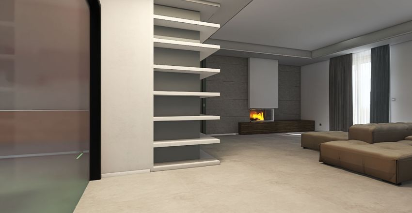 definitivo Interior Design Render