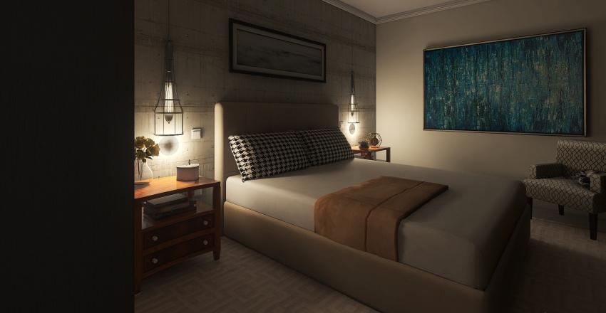 Minha futura casa Interior Design Render