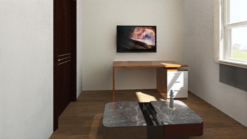 CASA 1 BIEN Interior Design Render