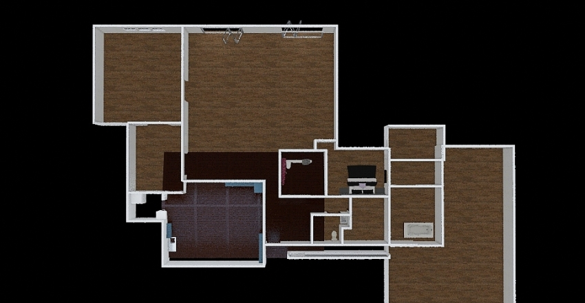 470 Falda design Interior Design Render