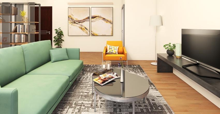 PEILA Interior Design Render
