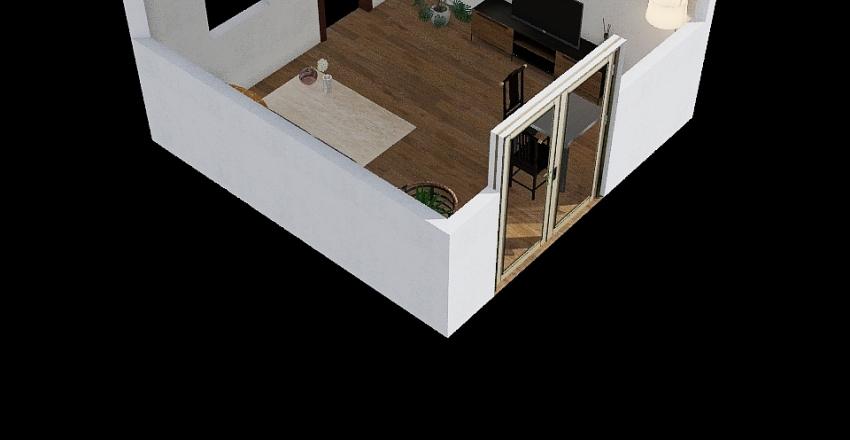 PK1 Interior Design Render